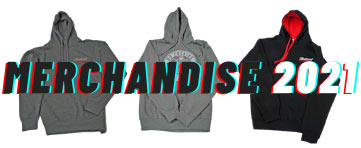 Merchandise 2021 Hoodie Sweater