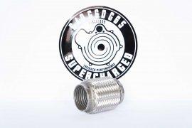 Flexrohr / Flexstück 60mm / 150mm universal