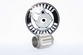Flexrohr / Flexstück 70mm / 150mm universal