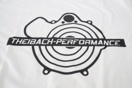 T-Shirt Herren Theibach-Performance in weiß