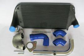 Ladeluftkühler VW Golf 2 G60 KIT - blau