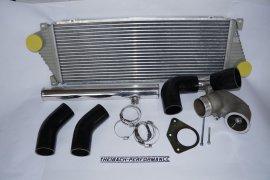 Ladeluftkühler VW Golf 1 G60 Sprinter KIT - schwarz