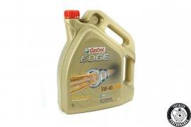 Motoröl Castrol 5W-40 Edge Titanium FST - 5 Liter