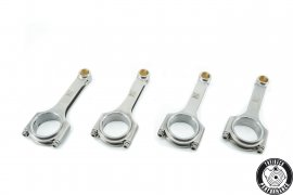 Stahlpleuel K1 VW 16V 144mm KR / PL / 9A Motor - Pleuel - H-Schaft