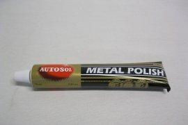 Metallpflege Politur für Chrom u. Metall von Autosol - 75 Gramm
