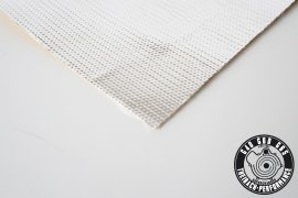 Hitzeschutzmatte silbern 300x500mm 0,2mm