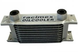 Ölkühler 10 Reihen - 210 mm