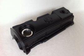 Motorteile/Anbauteile Pulverbeschichtung