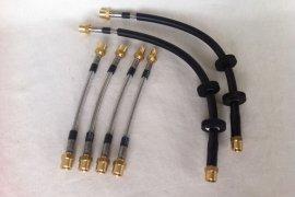Stahlflex Bremsleitungen Golf 6