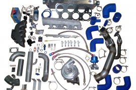 Turbo Umbau Kit VR6 Garrett HF GT3076R bis 400PS komplett