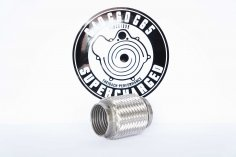 Flexrohr / Flexstück 63,5mm / 100mm universal