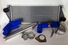 Ladeluftkühler VW Golf 1 G60 Sprinter KIT - blau
