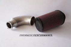 Ansaugsystem / Ansaugrohr G60 Lader / G-Lader - 89mm inkl. K&N Filter