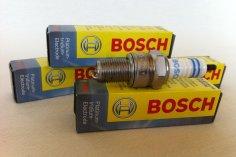 Zündkerzen Bosch WR6 für G60