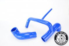 Bypass - Schläuche für VW Polo G40 - blau