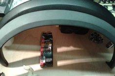 Kunststoffpflege Forever Black - 295 ml
