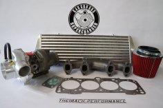 Turbo Umbau Kit G60 auf Turbolader - ca. 280 PS mit T3/60 Lader - komplett