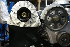 Lichtmaschinenhalter 16VG60 für 1.8ltr PL / KR und 2.0ltr 9a Motor