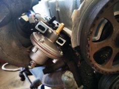 Benzindruckregler / Kraftstoffdruckregler einstellbar VW G60 plug & play