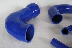 Ladeluftschlauch - Set Golf G60 - blau