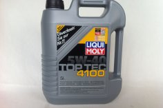 5W-40 LIQUI MOLY TopTec 5 Liter