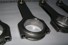 Pleuel H-Schaft - Stahl von ARIAS 136mm Länge für VW G60