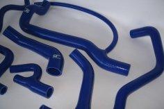 Kühlwasserschläuche VW G60 Golf, Rallye, Corrado - blau
