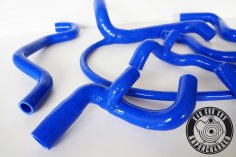 Kühlwasserschläuche VW Golf 3 2.0ltr. 16V ABF - blau