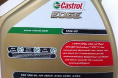 10W-60 Castrol Edge 5 Liter