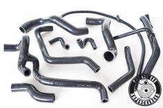 Kühlwasserschläuche VW Corrado 2.9ltr. VR6 ABV - schwarz