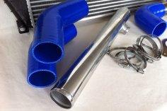 Ladeluftkühler VW Golf 1 G60 Sprinter KIT - blau