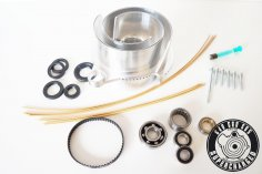 Verdränger Motorsport G60 Lader / G-Lader Alu + Überholsatz