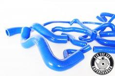 Kühlwasserschläuche VW Corrado 2.9ltr. VR6 ABV - blau