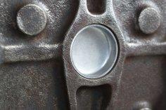 Froststopfen / Verschlussstopfen Motorblock VW Audi - 36,6mm