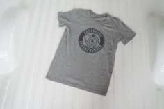 T-Shirt Herren G40 G60 G65 Lader / G-Lader Retro-Look in grau