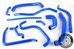 Kühlwasserschläuche VW Polo G40 - blau