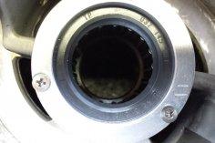 Verschraubungsplatten Verdränger - G40 und G60 Lader / G-Lader